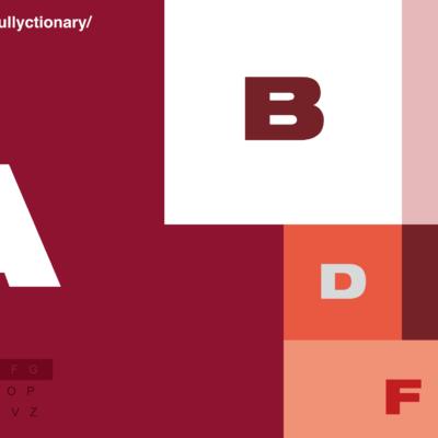 Bullyctionary
