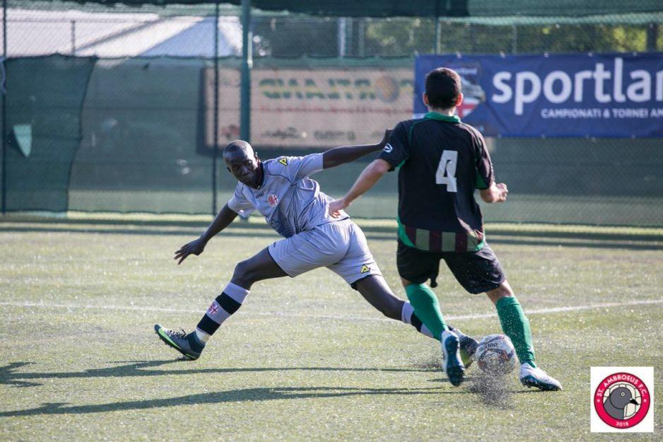 St Ambroeus e il calcio senza confini
