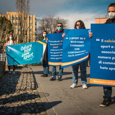 Padova contro l'hate speech